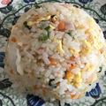 基本のチャーハン!小さな子供向けにシンプル食材だけで作る by SUeさん