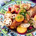 【甘辛いタレでご飯おかわりできます】ホクホクさつまいもと豚肉の甘味噌炒め