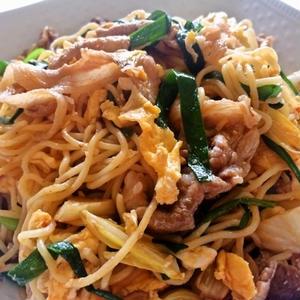 エスニック料理店の味を楽しもう♪「アジア風麺」で簡単ランチ