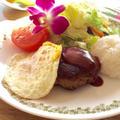 ハワイで簡単ロコモコ! ハワイでお料理2016