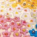 シュガーペーストで作る世界で一つだけの花 by HiroMaruさん