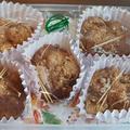 わらび餅風の和菓子づくり/Japanese sweets