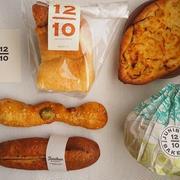 ジュウニブン ベーカリーのパン