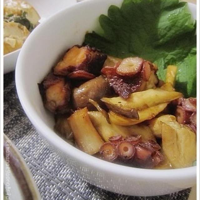 簡単味付け!炒めものシリーズ☆玉露園のこんぶ茶でまろやかさプラスな晩ごはん。