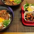 イタヤ貝は芥子酢味噌☆すき焼き釡玉うどん♪☆♪☆♪ by みなづきさん