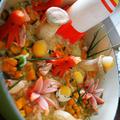 絵本ミライのミイラで おやぢ版ハロウィン オヤジのオジヤを おやぢのおぢや? 絵本の世界を食べちゃおう!