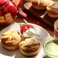 HMで簡単☆紅茶のスコーン