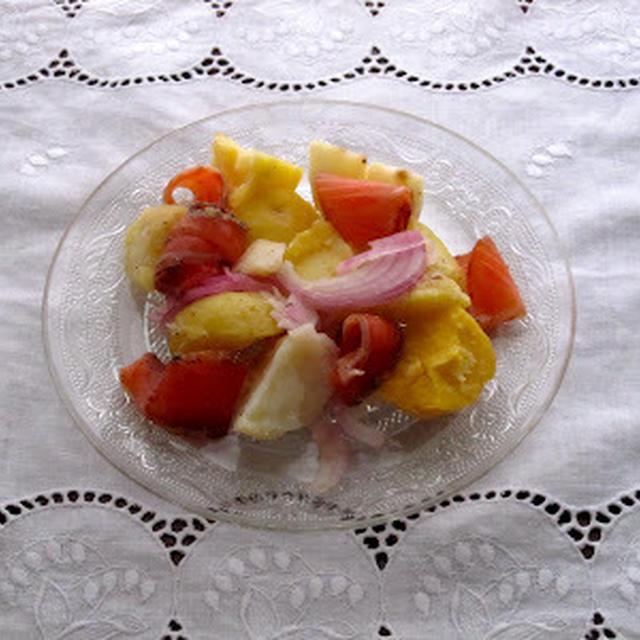 サーモン・ポテトサラダ
