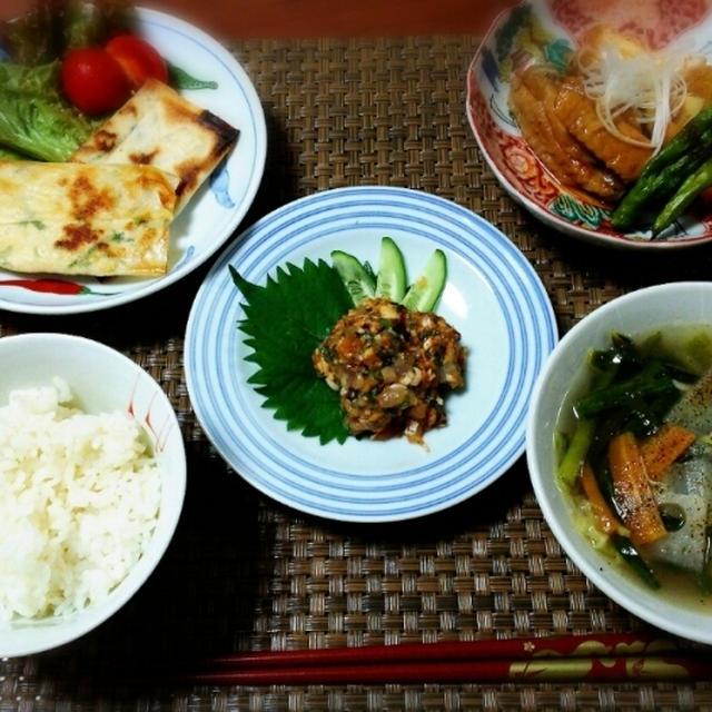 9月の料理教室(*^^*)