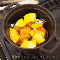 ほっくりと甘いかぼちゃの煮物