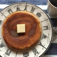 米ぬか入りパンケーキ