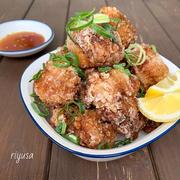 【平成最後のレシピ】調味料1つで簡単!!絶品から揚げ