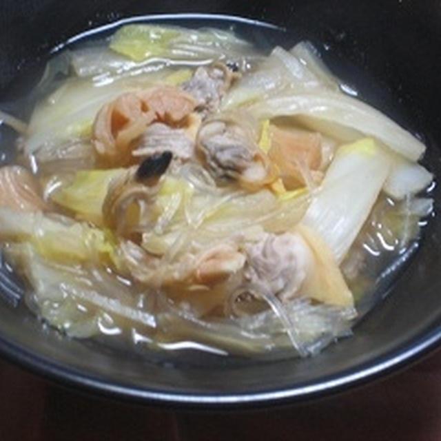 白菜と春雨のスープ煮*ビタクラフトモニター記事*