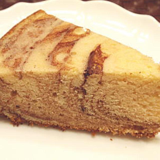 味わい鍋で作るココアマーブルケーキ(レシピ付)
