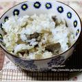 【レシピ】ルクルーゼで炊く きのこごはん