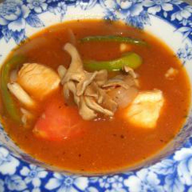 疲労回復・ダイエットにトマトスープ