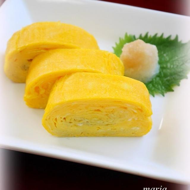 黄金の卵焼き