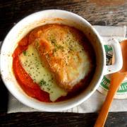 トマトグラタンスープ