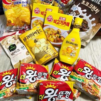 韓国で購入したもの