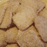 真夜中のバタークッキー
