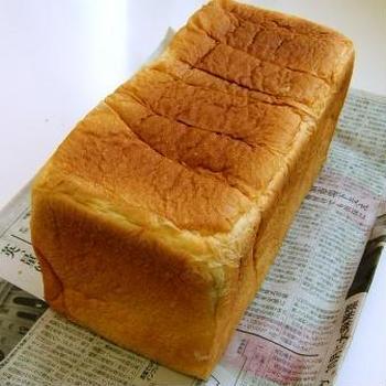 シンプル角食パン