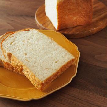 【レシピ】シンプルな全粒粉食パン