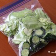 簡単すぎる!野菜の塩麹漬け