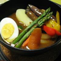 簡単和風スープカレー(レシピ)