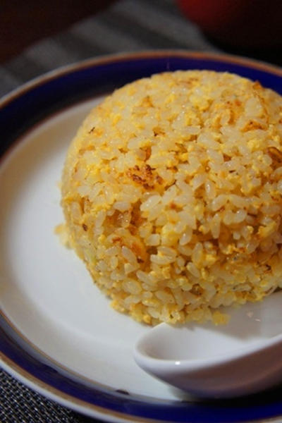 喜ばれると乙女心は複雑、葱味噌じゃこ焼き飯と豆腐の旨煮で金麦冷えて升。