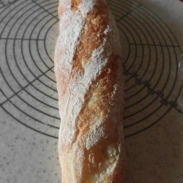 辿り着けなかったフランスパン~