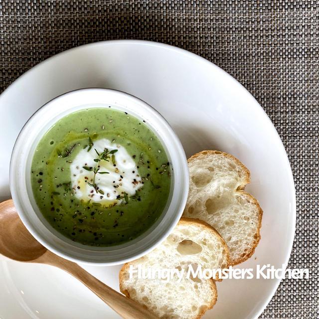 痩せるし美肌効果のブロッコリースープ