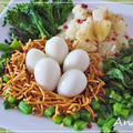 ☆菜の花&新じゃがのイースターサラダ☆ by Anne -アンネ-さん