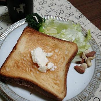 今日一日のごはん を朝作る。