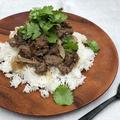 本場の味を自宅で再現!ベトナム料理、牛肉レモングラス炒めのレシピ