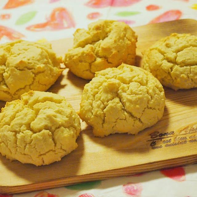 米粉とココナッツのかりふわスコーン ~小麦粉・乳製品・豆乳不使用~