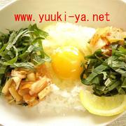 キムチ屋の卵かけごはん by yuuki-yaさん