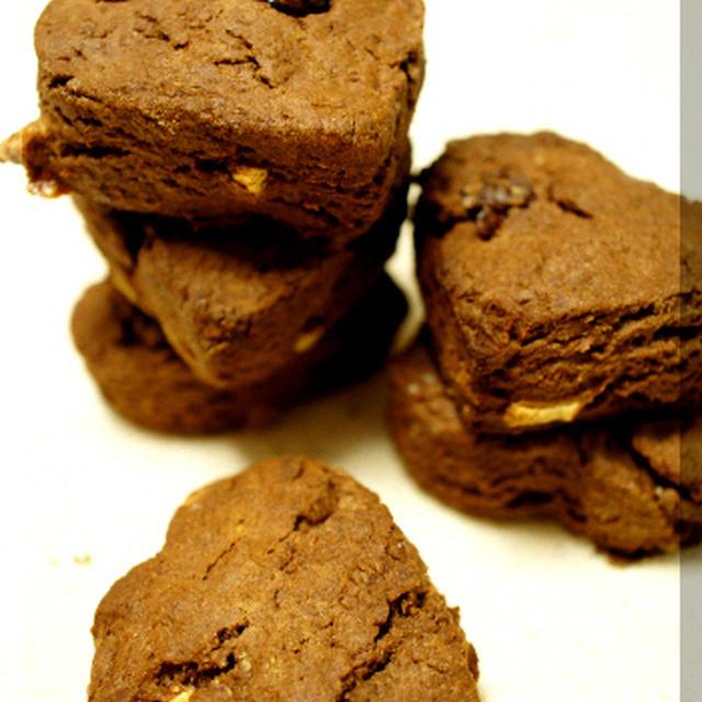 * ベリー&チョコのスコーン♪と夢。。。