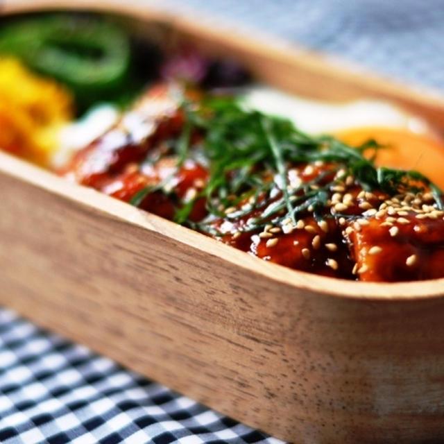 さんまの韓国風蒲焼のレシピ。