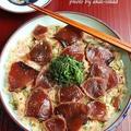 ポンマヨ酢飯で手こね寿司