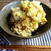 【簡単!!!】おすすめです*新玉ねぎとツナの和風ポテトサラダ