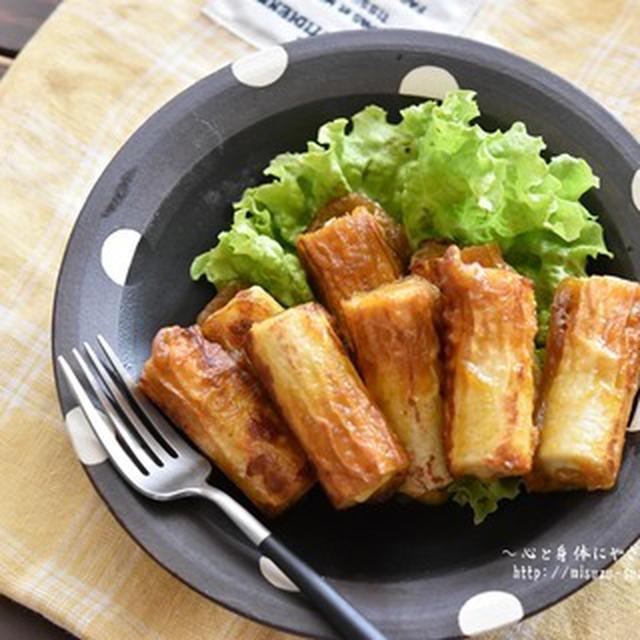 おつまみやおやつにオススメ【竹輪とチーズのサクッとカレー焼きレシピ】