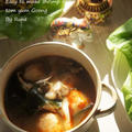 簡単♪これ1本でお手軽に海老団子のトムヤムスープ