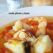 ブイヤベース風スープ
