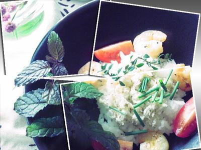 >巨ヒラメのスープなしアクアパッツアライス♪ by やちゃmaruさん
