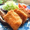 白身魚のフライ(メカジキ)