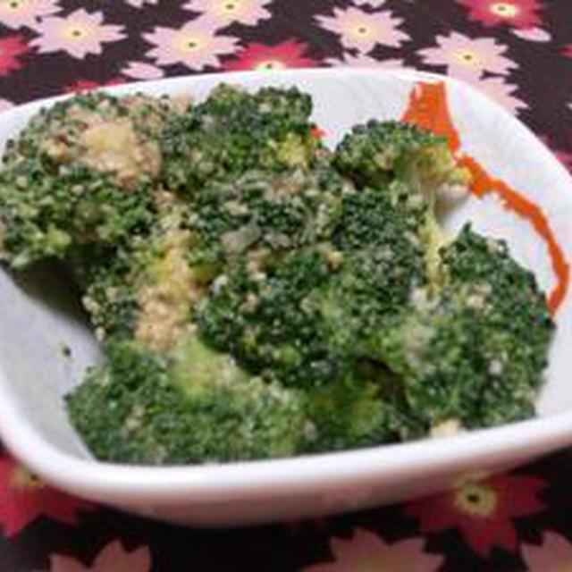 韓国の野菜マジック!!ブロッコリーのナムル&もやしのナムル