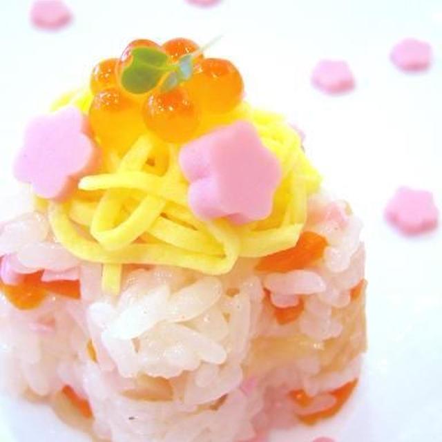 おひな祭り寿司♪