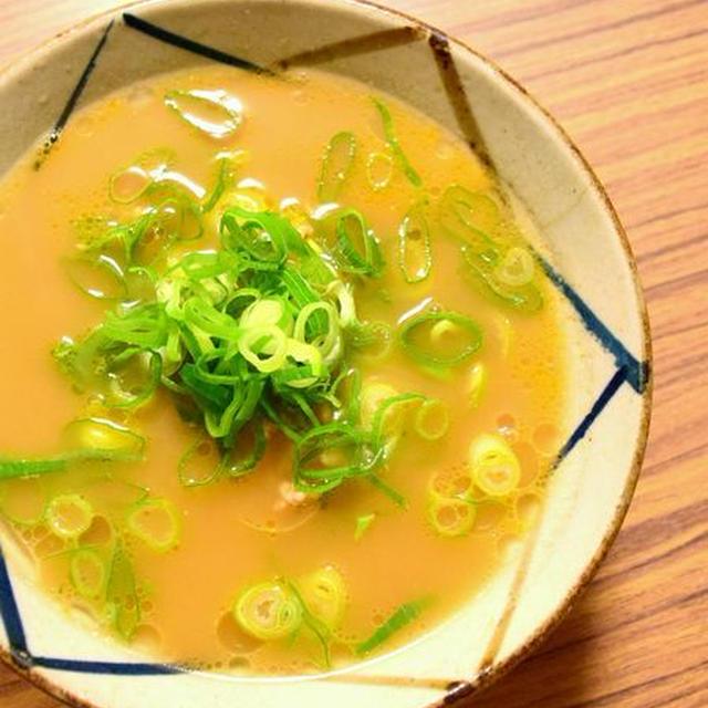 自家製かん水でご飯がラーメン化する驚きのレシピ