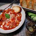 『鶏のもも肉 トマト煮込み』ほろりと柔らか♪カフェご飯レシピ♪♪
