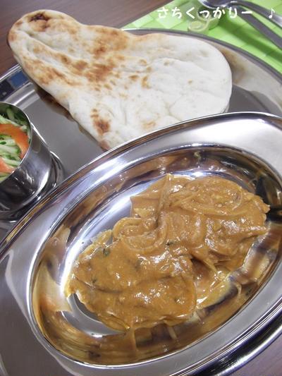 簡単インド料理★サバのヨーグルト煮
